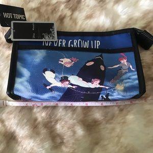 Peter Pan cosmetic bag